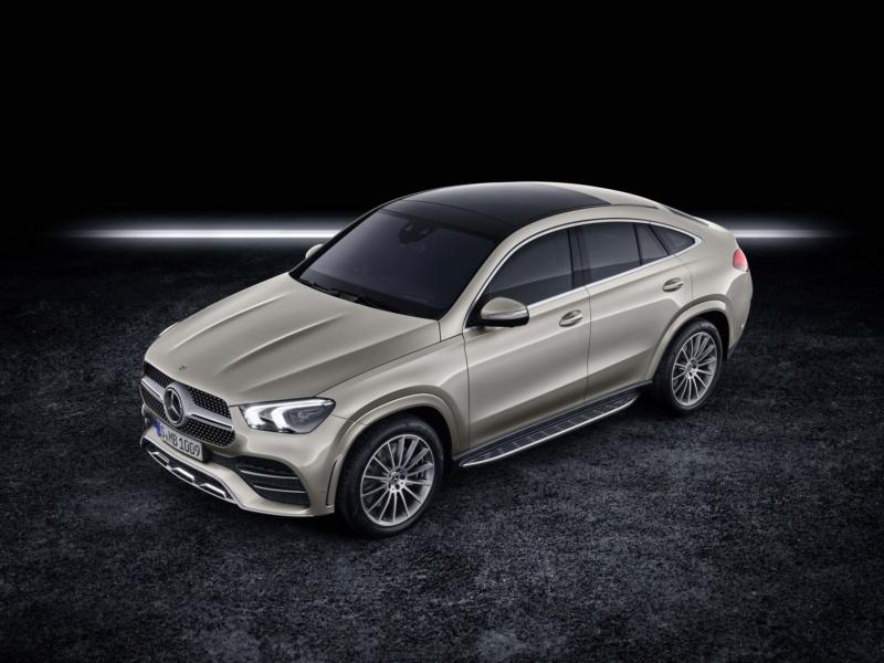 2019 - [Mercedes-Benz] GLE Coupé  - Page 3 E834d410