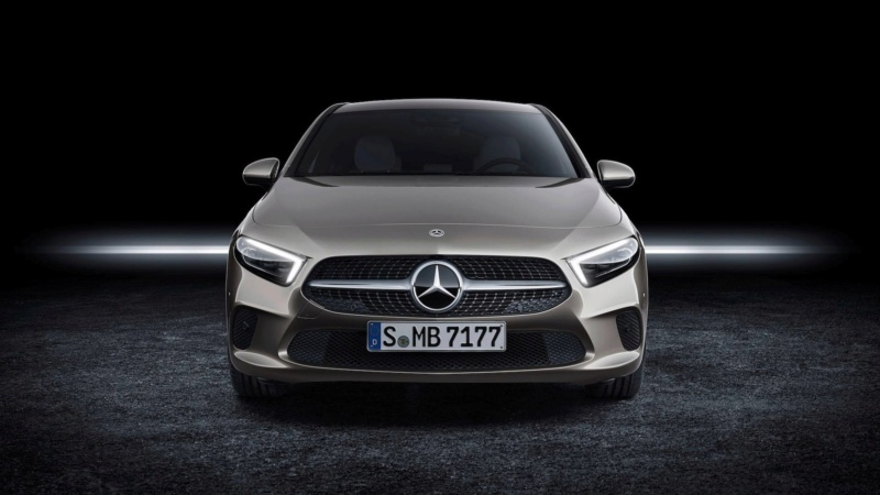 2018 - [Mercedes-Benz] Classe A Sedan - Page 5 E83a8e10