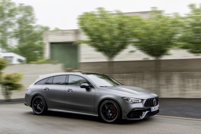 2019 - [Mercedes-Benz] CLA Shooting Brake II E8596b10
