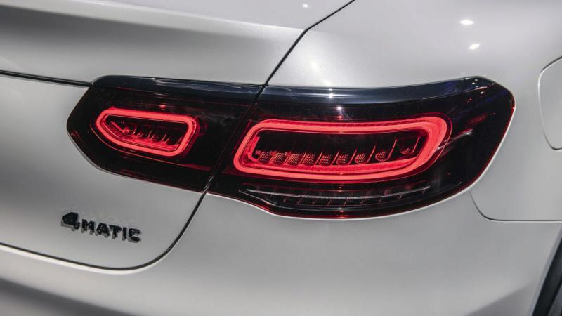 2018 - [Mercedes-Benz] GLC/GLC Coupé restylés - Page 4 E882aa10