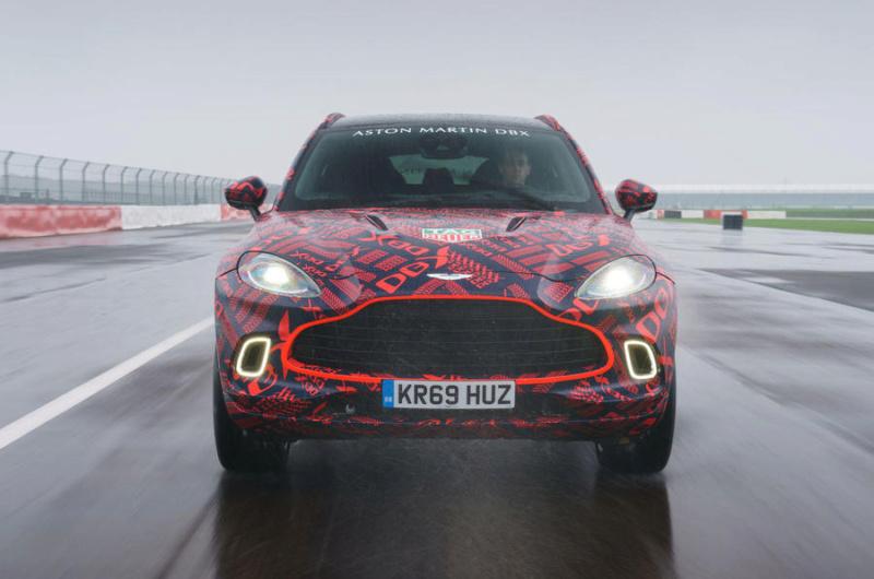 2019 - [Aston Martin] DBX - Page 4 E8a05010