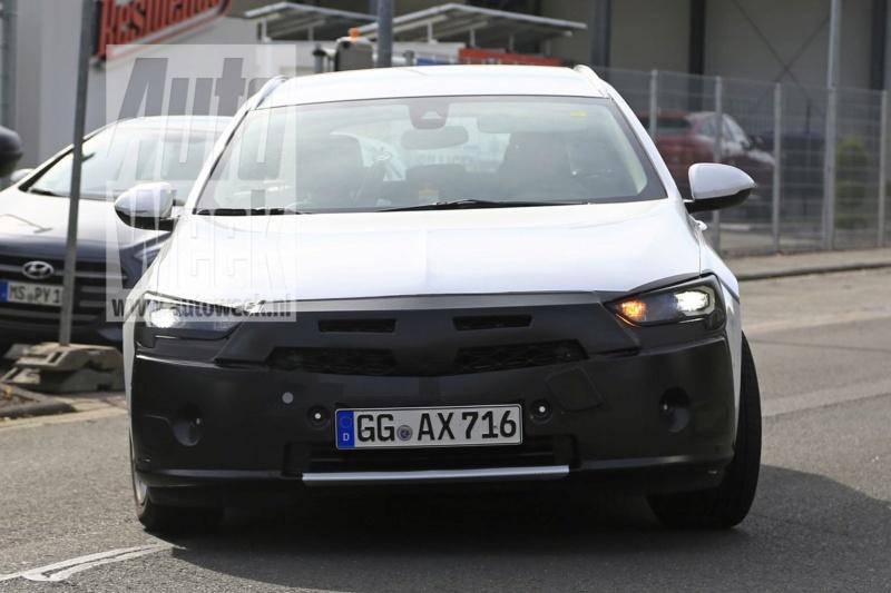 2020 - [Opel] Insignia Grand Sport Restylée  E8a84710