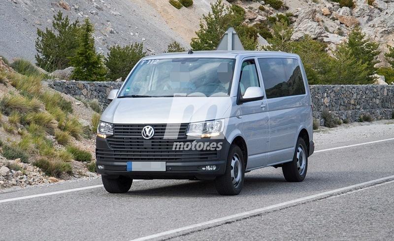 2020 - [Volkswagen] Transporter T6 restylé E8cf7710
