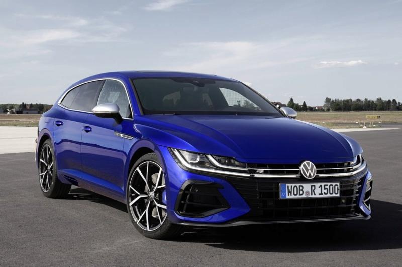 2019 - [Volkswagen] Arteon Shooting Brake - Page 4 E8edd510