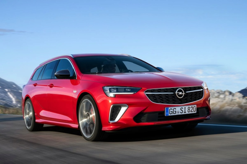 2020 - [Opel] Insignia Grand Sport Restylée  - Page 6 E9603c10