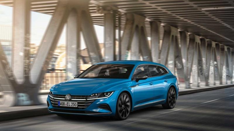 2019 - [Volkswagen] Arteon Shooting Brake - Page 4 E9627010