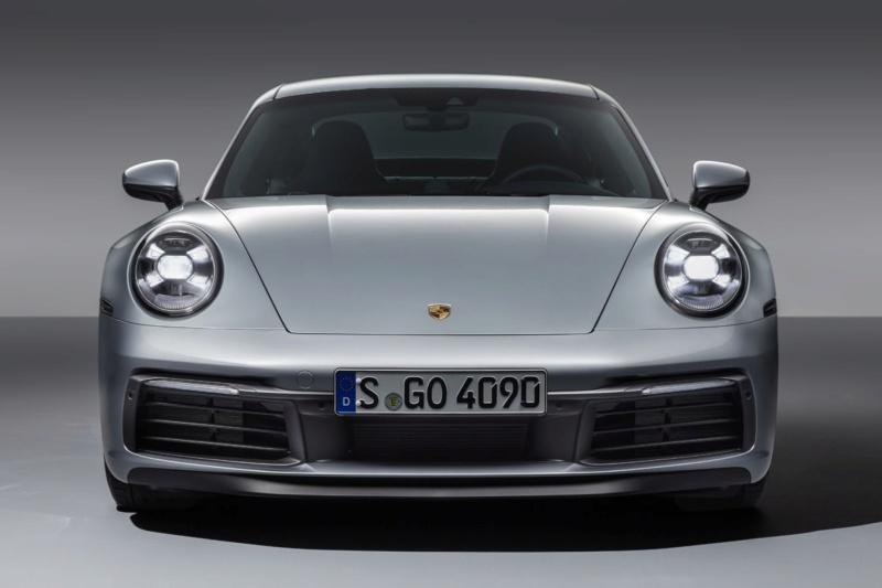 Porsche 911 (992) 2019 12