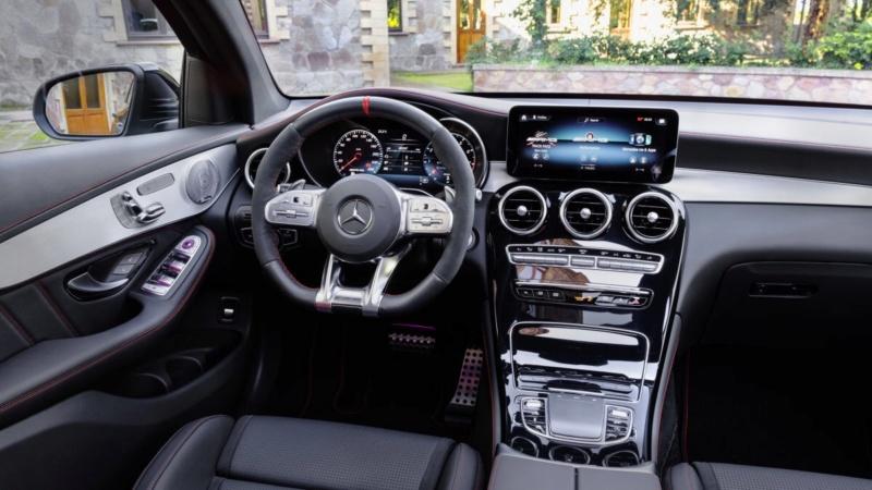 2018 - [Mercedes-Benz] GLC/GLC Coupé restylés - Page 4 E97ec210
