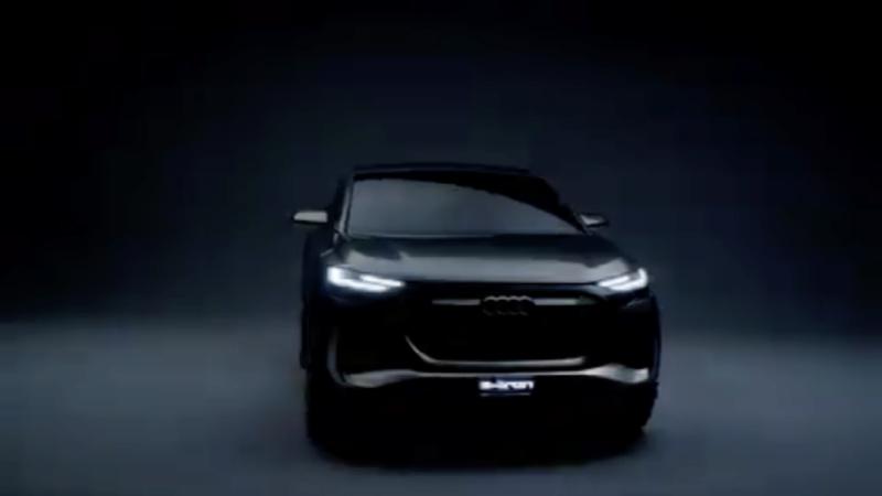 2019 - [Audi] Q4 e-Tron Concept - Page 2 E9aefd10