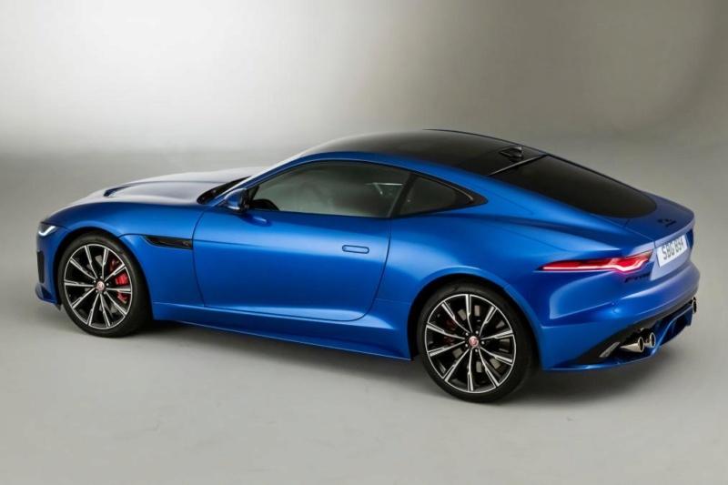 2021 - [Jaguar] F-Type restylée - Page 3 Ea348b10