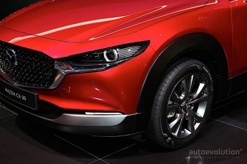 2019 - [Mazda] CX-30 Ea564b10