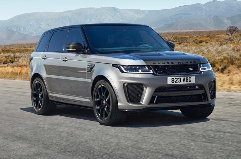 2017 - [Land Rover] Range Rover/ Sport/ SVR restylés - Page 4 Ea594110
