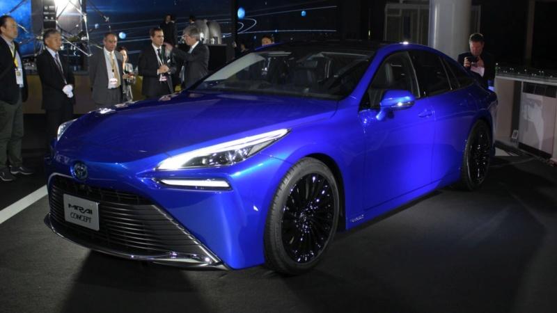 2020 - [Toyota] Mirai II Ea853910