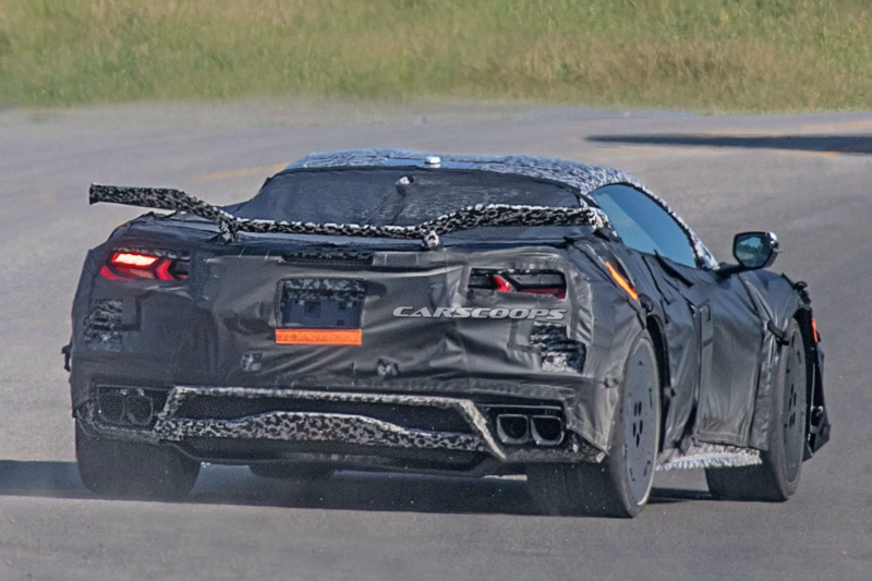2019 - [Chevrolet] Corvette C8 Stingray - Page 7 Ea8c8b10