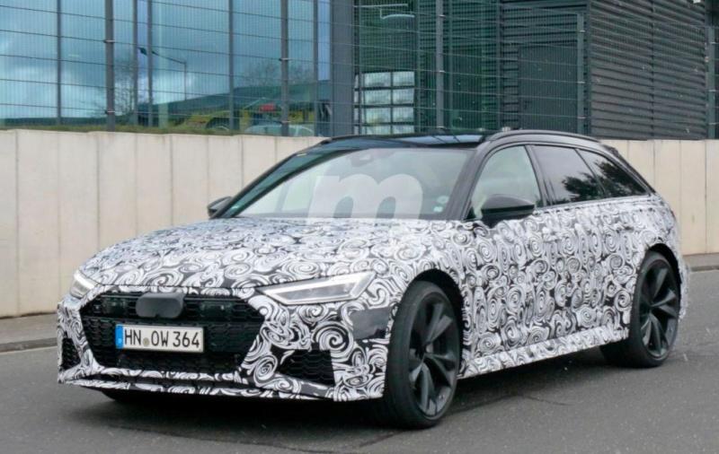 2017 - [Audi] A6 Berline & Avant [C8] - Page 11 Ea9efb10