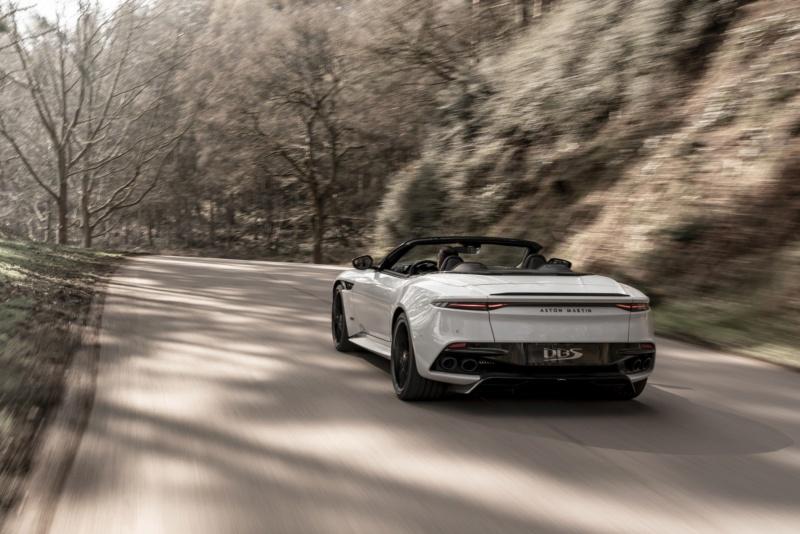 2019 - [Aston Martin] DBS Superleggera - Page 3 Eab35610