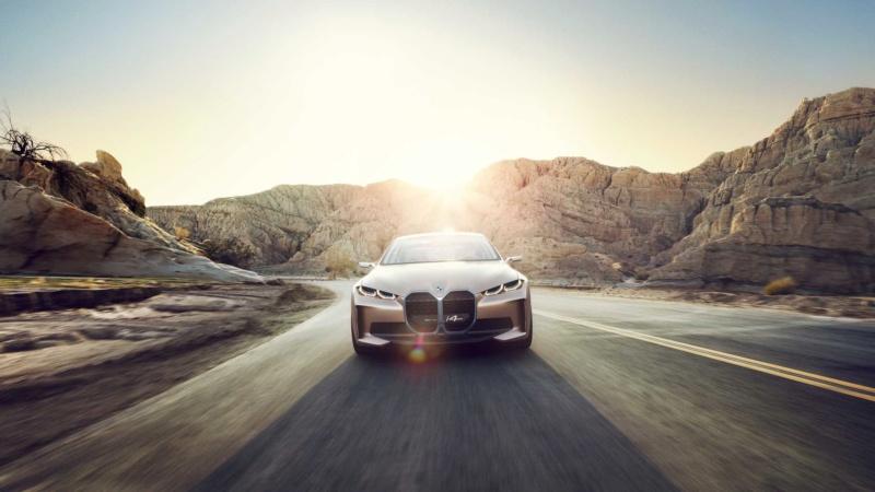 2020 - [BMW] Concept I4 Eadcd510