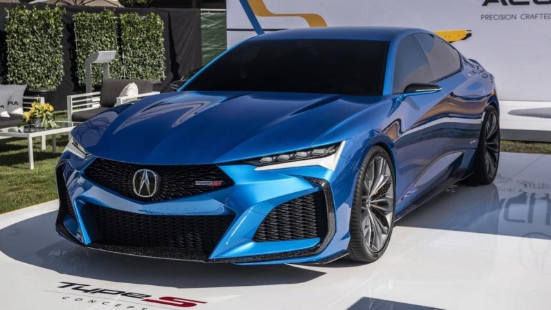 2019 - [Acura] Type S Concept Eb27c510