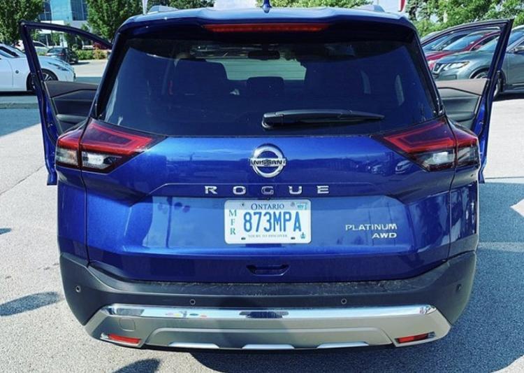 2021 - [Nissan] X-Trail IV / Rogue III - Page 4 Eb321810