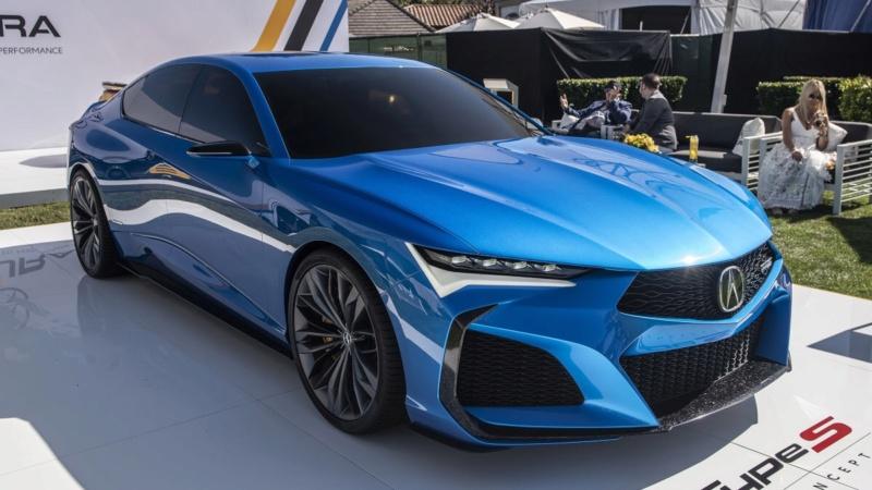 2019 - [Acura] Type S Concept Eb4da610