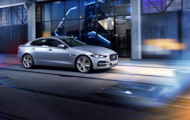 2019 - [Jaguar] XE restylée  Eb5ad110