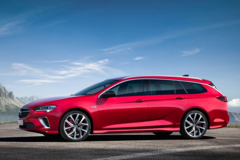 2020 - [Opel] Insignia Grand Sport Restylée  - Page 6 Eb971810