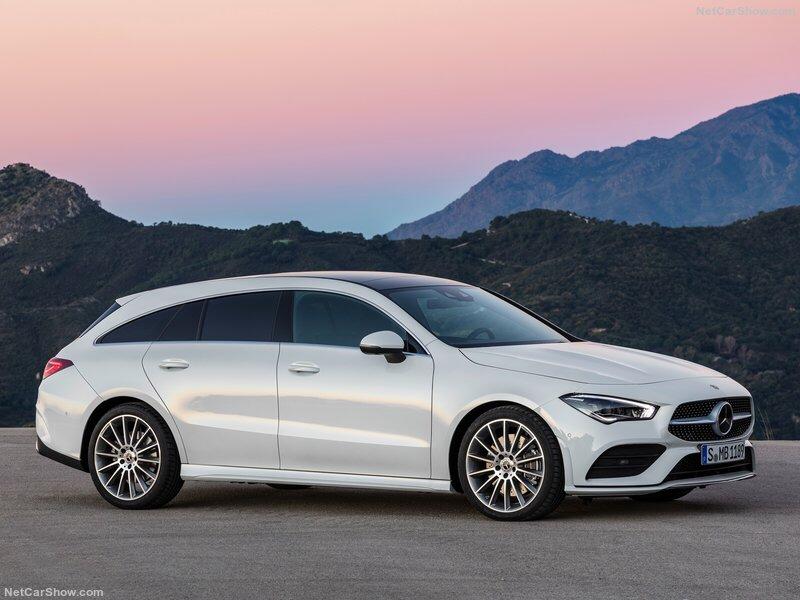 2019 - [Mercedes-Benz] CLA Shooting Brake II Eb9aa010