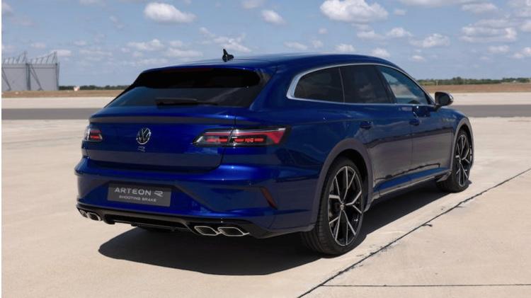 2019 - [Volkswagen] Arteon Shooting Brake - Page 4 Eba47d10