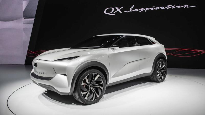 2019 - [Infiniti] QX Inspiration Concept Ebe5c510