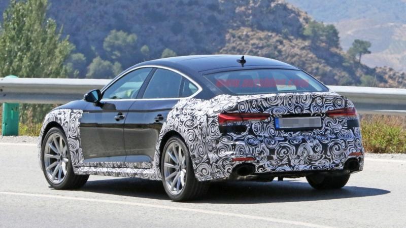 2020 - [Audi] A5 Coupé/Cab/SB restylée Ebe92910
