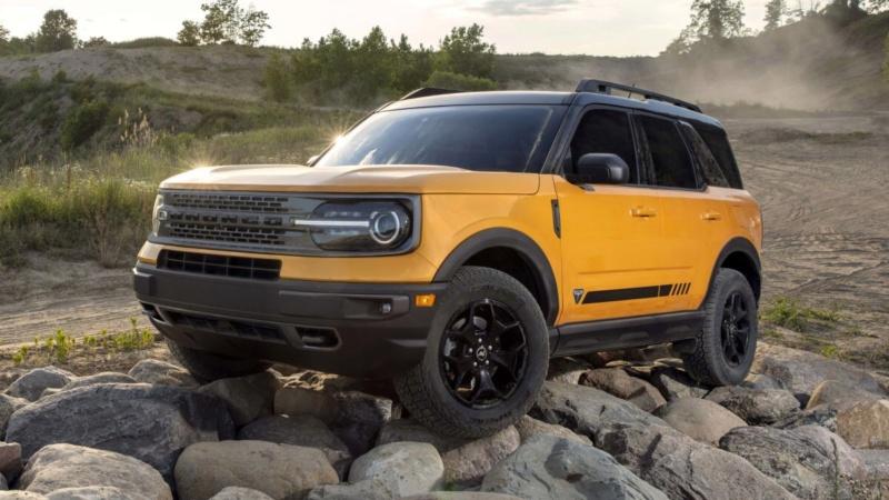 Ford Bronco / Sport (2020) 65