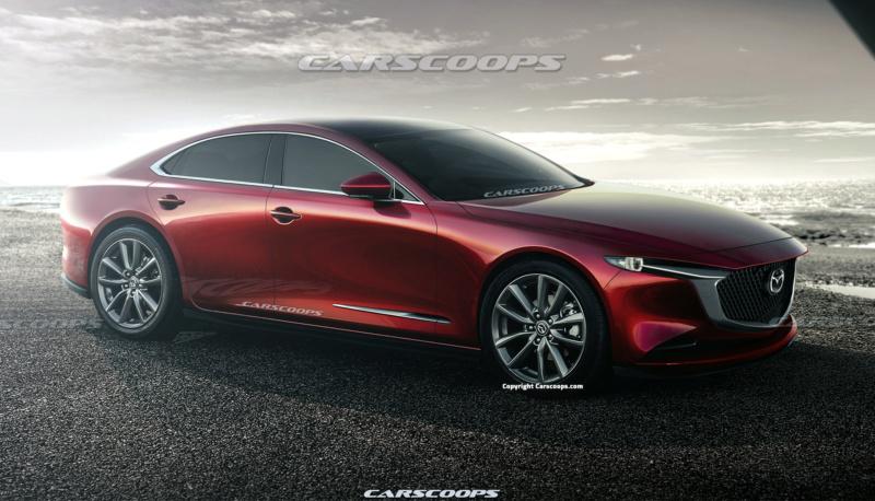 2020 - [Mazda] 6 IV - Page 2 Ec168610