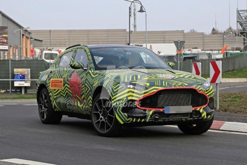 2019 - [Aston Martin] DBX - Page 2 Ec1bfc10