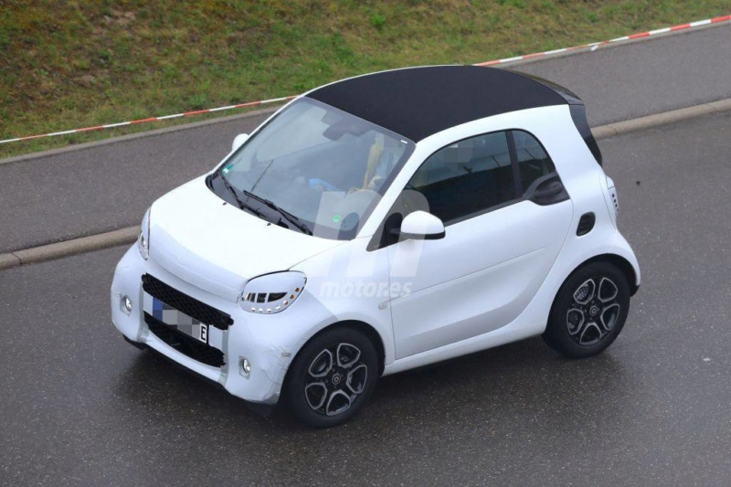 2019 - [Smart] ForTwo III Restylée [C453]  - Page 2 Ec3d8610