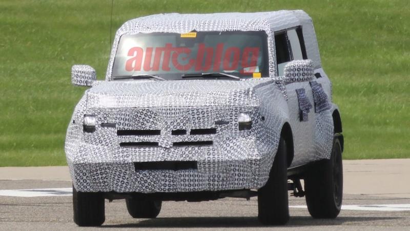 2020 - [Ford] Bronco VI - Page 3 Eca3fa10