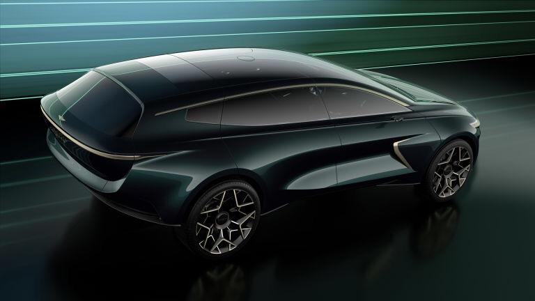 2018 - [Aston Martin] Lagonda Vision Concept  - Page 2 Ecaa5110