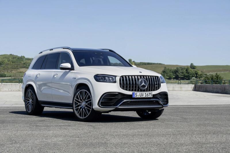 2019 - [Mercedes] GLS II - Page 7 Ecaa6a10