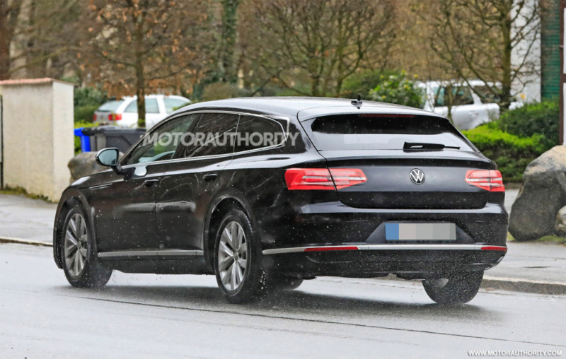 2019 - [Volkswagen] Arteon Shooting Brake - Page 3 Ecf36710
