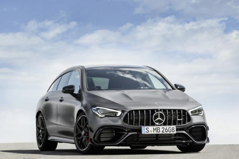 2019 - [Mercedes-Benz] CLA Shooting Brake II Ed029310