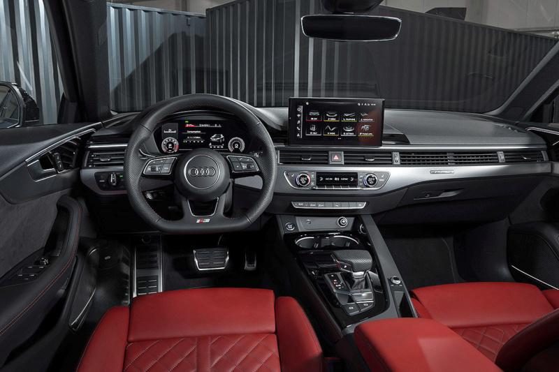 2018 - [Audi] A4 restylée  - Page 5 Ed121810