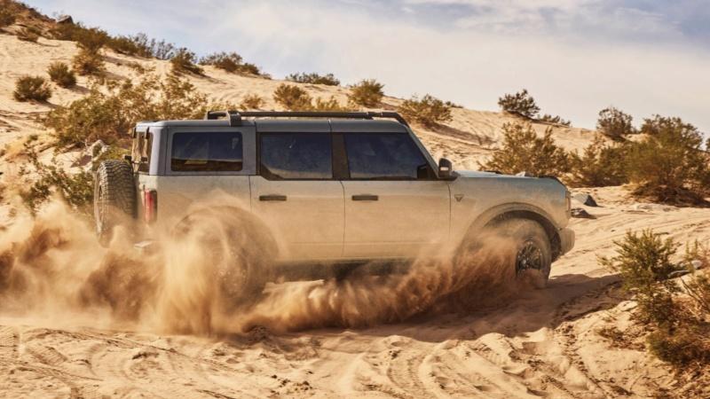 Ford Bronco / Sport (2020) 36