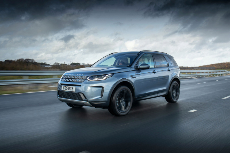 2014 - [Land Rover] Discovery Sport [L550] - Page 13 Ed285510