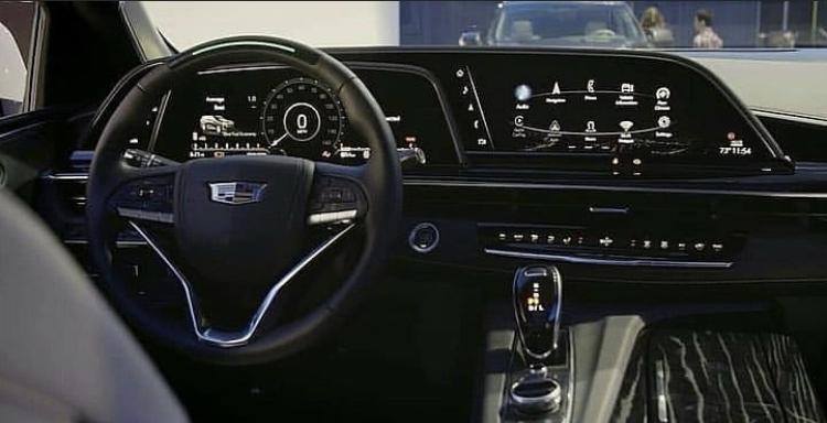 2020 - [Cadillac] Escalade V - Page 2 Ed423810