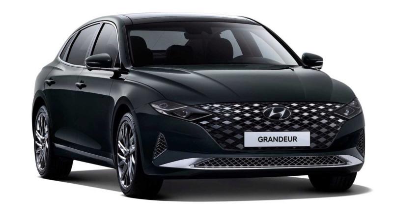 2017 - [Hyundai] Azera / Grandeur - Page 2 Ed459310