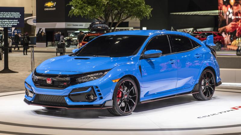 2017 - [Honda] Civic Hatchback [X] - Page 11 Ed4e1c10