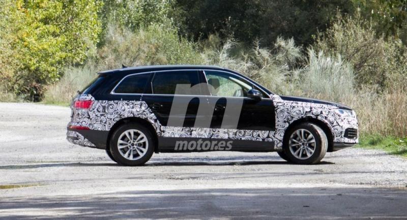 2020 - [Audi] Q7 restylé  Ed619710