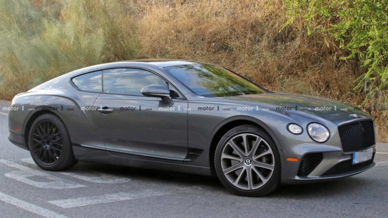 2017 - [Bentley] Continental GT - Page 6 Ed633010