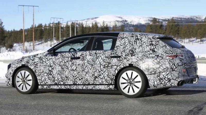 2019 - [Mercedes-Benz] CLA Shooting Brake II Ed635d10