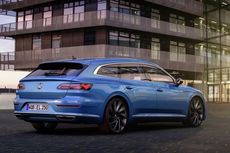 2019 - [Volkswagen] Arteon Shooting Brake - Page 4 Ed68eb10