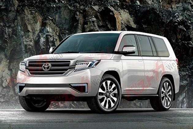 2020 - [Toyota] Land Cruiser VIII Ed734310